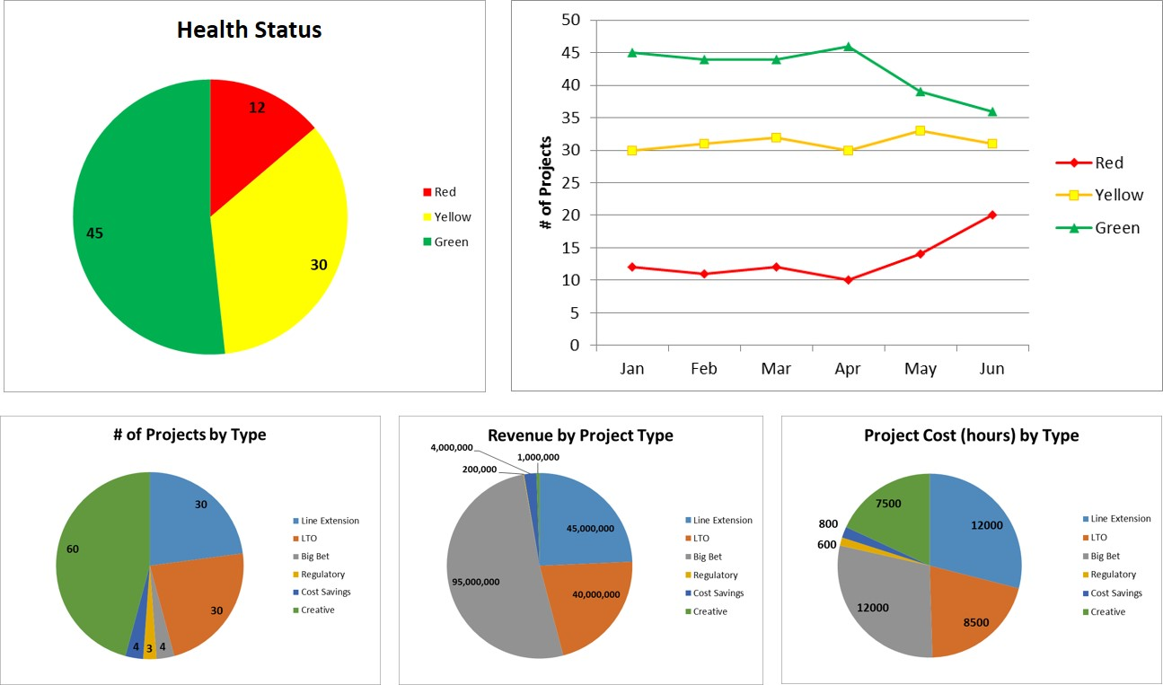 Portfolio Reporting - ppmexecution com
